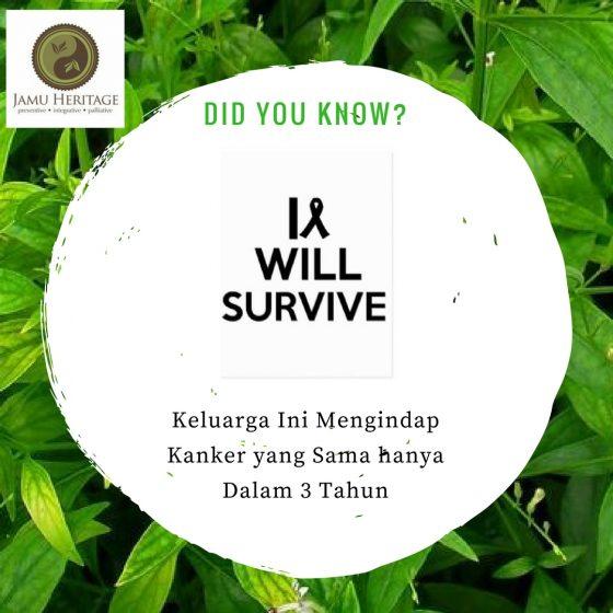 Survive Kanker