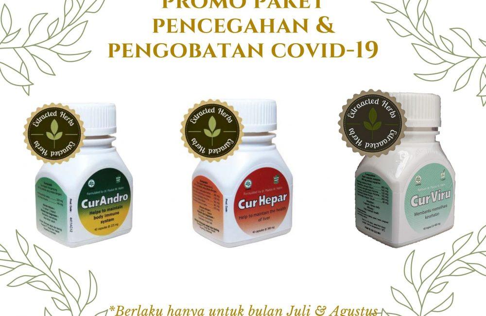 promo paket pencegahan & pengobatan covid-19